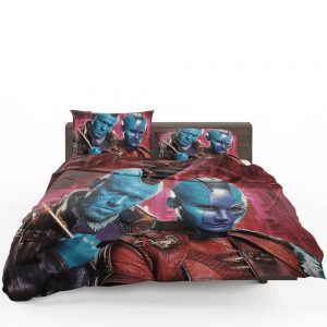 Nebula & Yondu Udonta Marvel Comics Guardians of the Galaxy Vol 2 Bedding Set