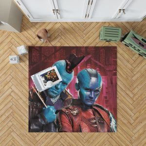 Nebula & Yondu Udonta Marvel Comics Guardians of the Galaxy Vol 2 Bedroom Living Room Floor Carpet Rug
