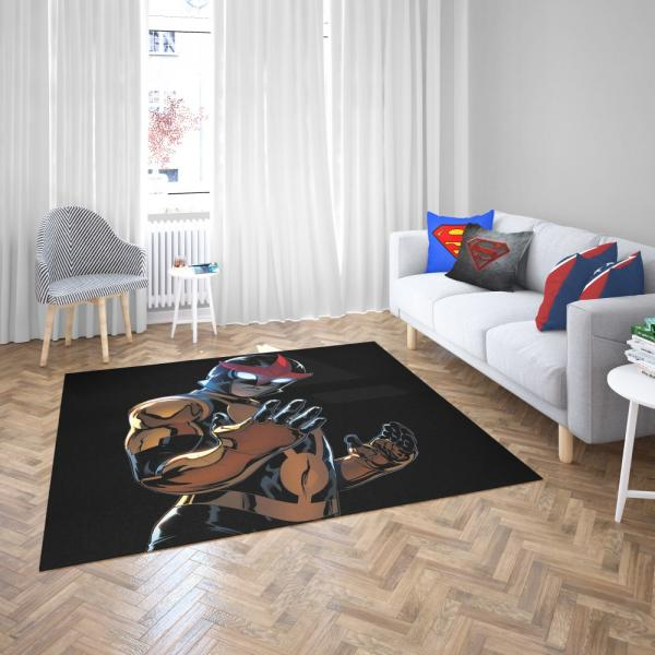 Nova Champions of Xandar Marvel Comics Bedroom Living Room Floor Carpet Rug