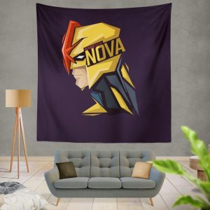 Nova Corps Marvel Comics Marvel Comics Wall Hanging Tapestry