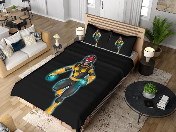 Nova Defenders Marvel Comics Bedding Set