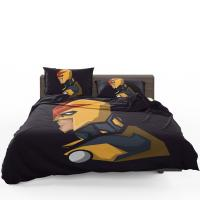 Nova Secret Avengers Marvel Comics Bedding Set