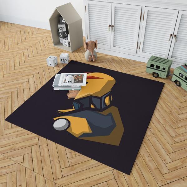 Nova Secret Avengers Marvel Comics Bedroom Living Room Floor Carpet Rug