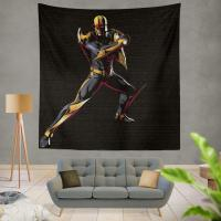 Nova United Front Marvel Comics Wall Hanging Tapestry