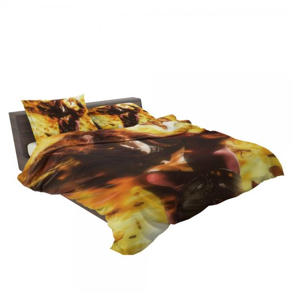 Phoenix Jean Gray Marvel Comics Bedding Set