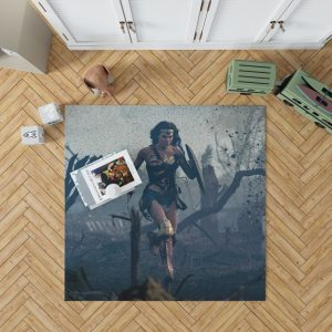 Prince Diana Wonder Woman Movie Gal Gadot Bedroom Living Room Floor Carpet Rug