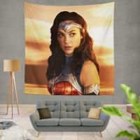 Princess Diana of Themyscira Wonder Woman Gal Gadot Wall Hanging Tapestry