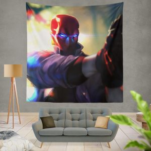Red Hood DC Comics Super Hero Wall Hanging Tapestry
