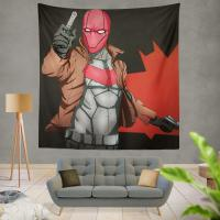 Red Hood DC Detective Comics Wall Hanging Tapestry