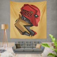Red Hood Jason Todd DC Comics Wall Hanging Tapestry