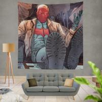 Red Hood and the Outlaws Jason Todd Batman DC Comics Wall Hanging Tapestry