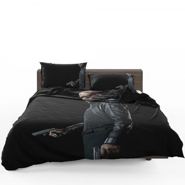 Samuel L Jackson Nick Fury Captain Marvel Avengers Infinity Bedding Set