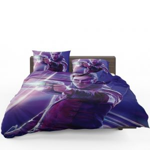 Star Lord Avengers Infinity War Movie Peter Quill Bedding Set