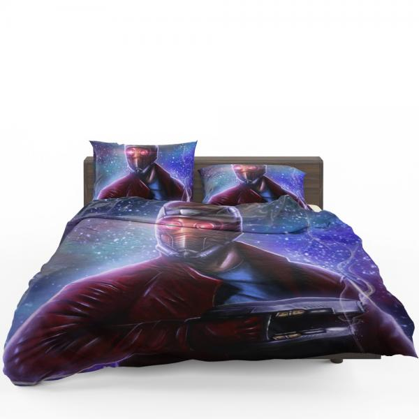 Star Lord Guardians of the Galaxy Artwork Peter Quill Bedding Set