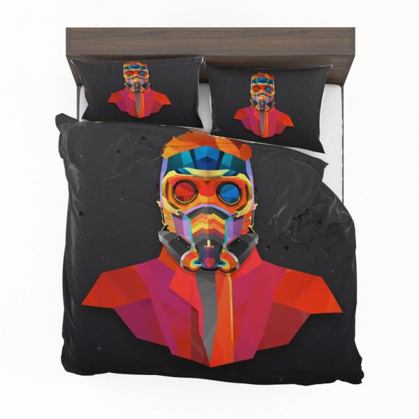 Star Lord Infinity Watch Peter Quill Bedding Set