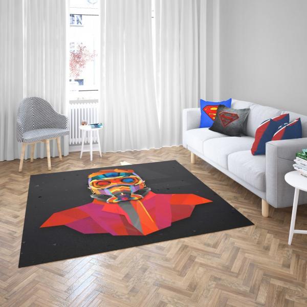 Star Lord Infinity Watch Peter Quill Bedroom Living Room Floor Carpet Rug