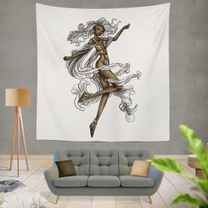 Storm Avengers Marvel Comics Wall Hanging Tapestry