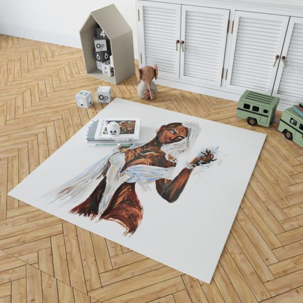 Storm Fantastic Four Marvel Bedroom Living Room Floor Carpet Rug