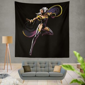 Storm in Morlocks Marvel Comics Wall Hanging Tapestry