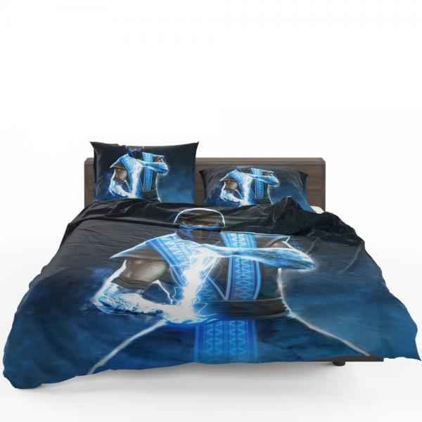 Sub Zero Mortal Kombat Annihilation Movie Bedding Set
