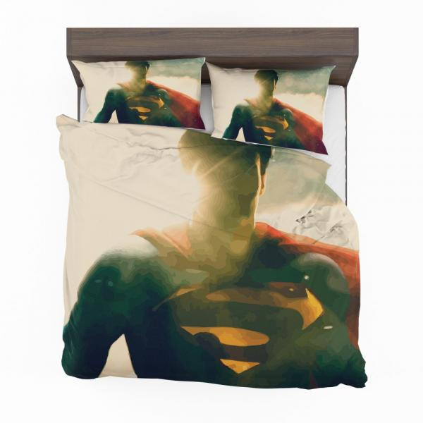 Superman DC Comics Super Hero Bedding Set
