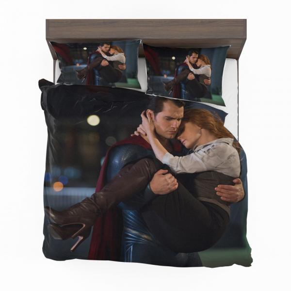 Superman & Lois Lane in Batman v Superman Dawn of Justice Movie Bedding Set