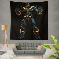 Thanos Fictional Super Villain Marvel Comics Wall Hanging Tapestry