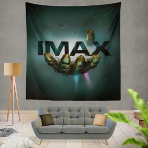 Thanos Infinity Gauntlet Imax Avengers Infinity War Movie Wall Hanging Tapestry