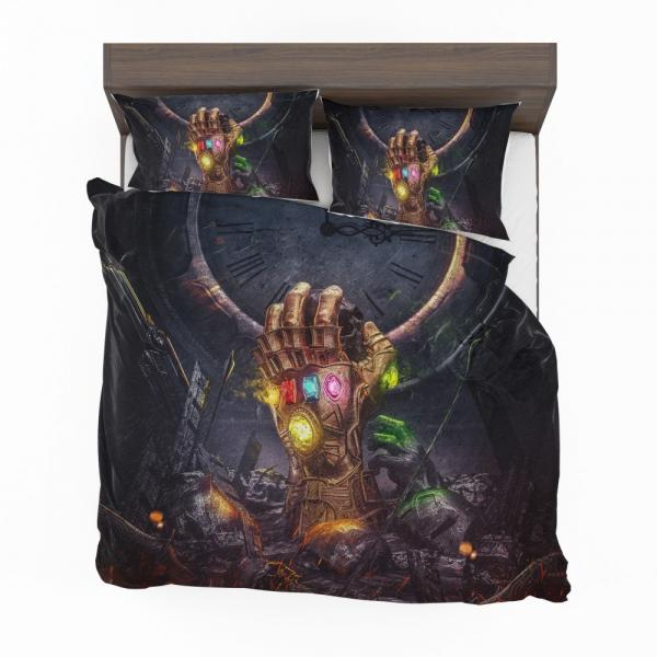 Thanos Infinity Gauntlet & Infinity Stones Bedding Set