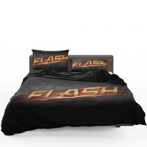 The Flash DC Comics Logo Bedding Set
