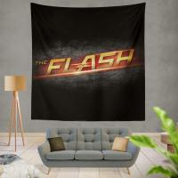 The Flash DC Comics Logo Wall Hanging Tapestry