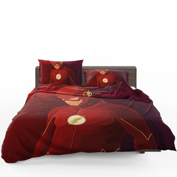 The Flash DC Multiverse Comics Bedding Set