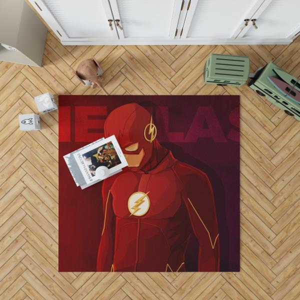 The Flash DC Multiverse Comics Bedroom Living Room Floor Carpet Rug