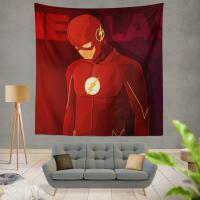 The Flash DC Multiverse Comics Wall Hanging Tapestry