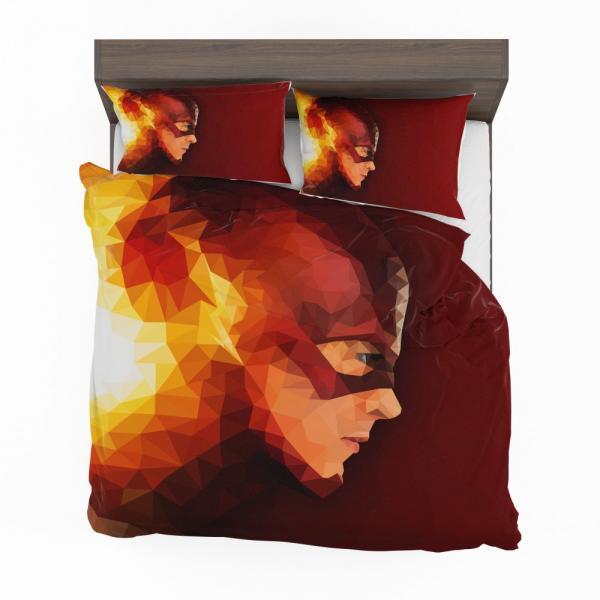 The Flash Metahuman DC Rebirth Bedding Set