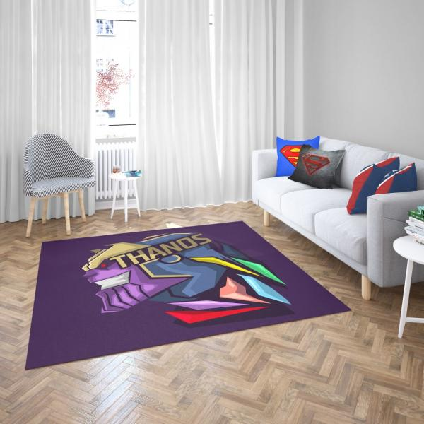 The Thanos Imperative Marvel Comics Bedroom Living Room Floor Carpet Rug