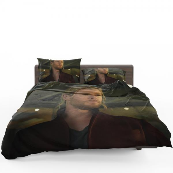 Thor Avengers Age of Ultron Movie The Avengers Chris Hemsworth Bedding Set