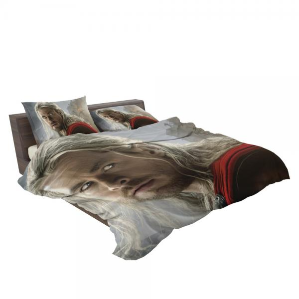 Thor Marvel Avengers Age of Ultron Chris Hemsworth Bedding Set