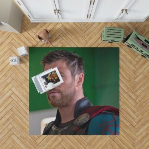 Thor Ragnarok Movie Avengers Unity Squad Chris Hemsworth Bedroom Living Room Floor Carpet Rug