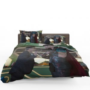 Thor Ragnarok Movie Mark Ruffalo Bruce Banner Chris Hemsworth Bedding Set