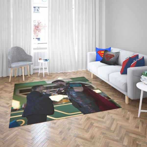 Thor Ragnarok Movie Mark Ruffalo Bruce Banner Chris Hemsworth Bedroom Living Room Floor Carpet Rug