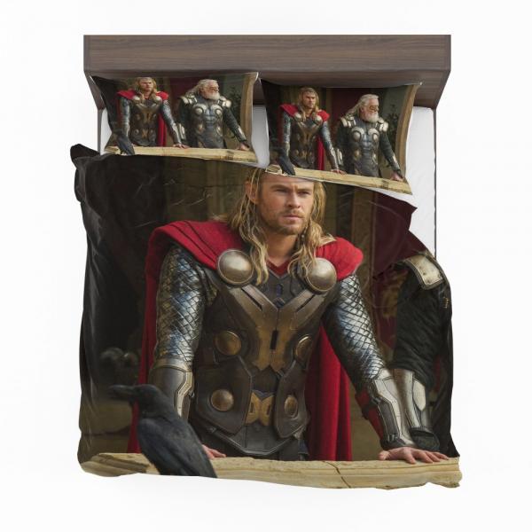 Thor The Dark World Marvel MCU Movie Bedding Set