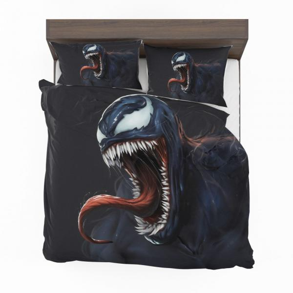 Venom Comics New Warriors Marvel MCU Bedding Set