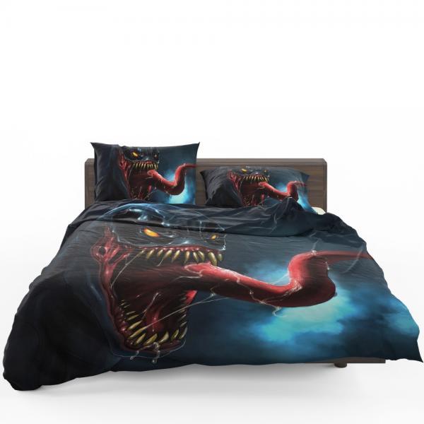 Venom Comics Sinister Six Marvel Bedding Set