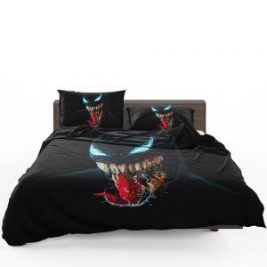 Venom Comics Symbiote Imperium Marvel Bedding Set