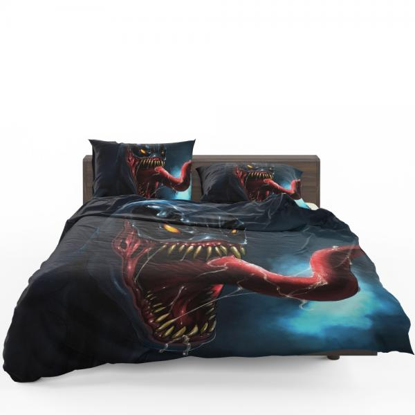 Venom Comics The Alien Costume Bedding Set