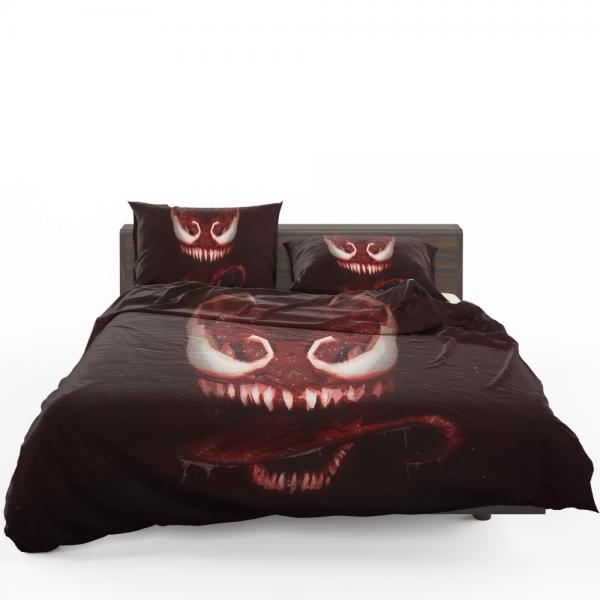 Venom Marvel Comics Dark Avengers MCU Bedding Set