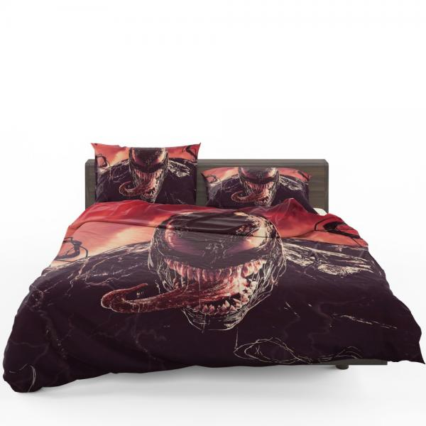 Venom Marvel Comics Kree Empire Bedding Set