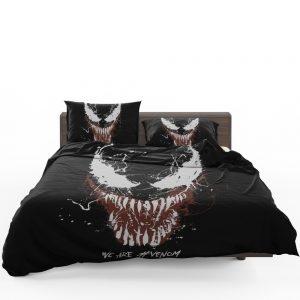 Venom Marvel Comics Super Hero Bedding Set