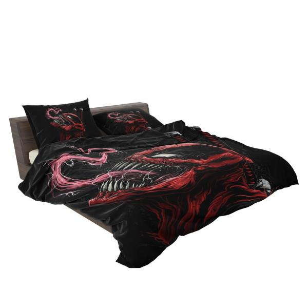 Venom Movie Agents of Cosmos Tom Hardy Bedding Set